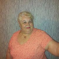 лидия, 72 года, Лев, Москва