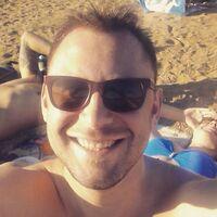 Дмитрий, 37 лет, Овен, Москва