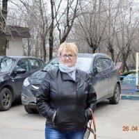 ЛЮБОВЬ, 66 лет, Весы, Москва