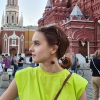 Анна, 24 года, Козерог, Москва