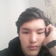 Azamat Bekov 17 Астана
