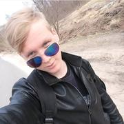 Владимир 20 лет (Водолей) на сайте знакомств Суража
