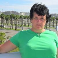 Оксана Мерзлякова (Бу, 53 года, Водолей, Курск