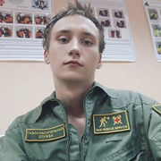 Sergey Vlasenkov 25 Новомосковск