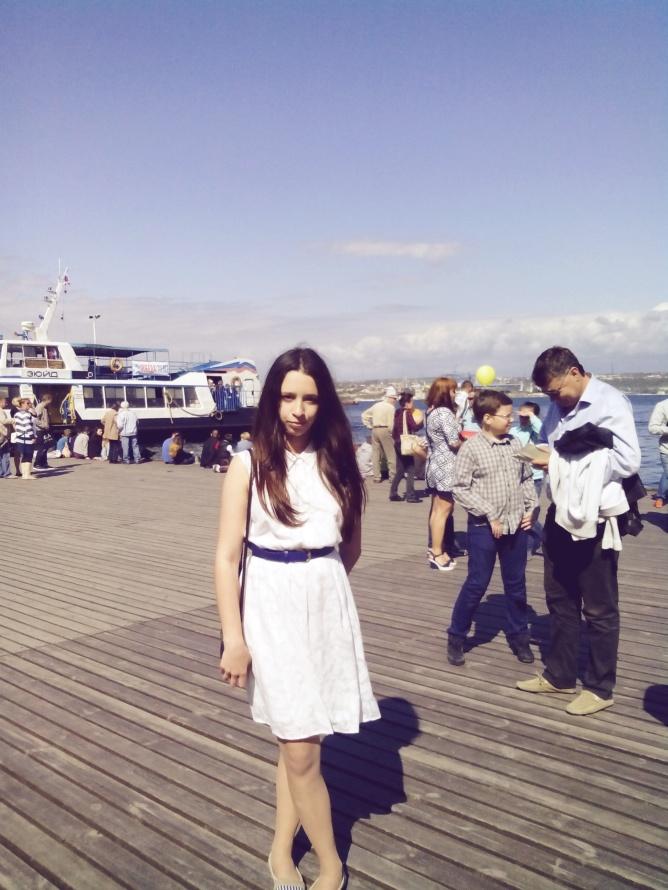 Настя Севастополь, Крым, 18 лет, Телец