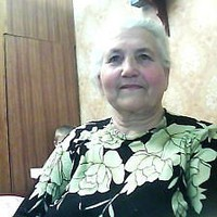 Любовь, 70 лет, Близнецы, Бахчисарай
