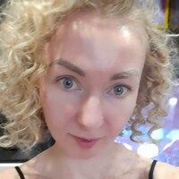 Анна, 34 года, Рак, Москва