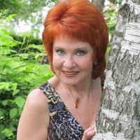 Евгения, 59 лет, Водолей, Москва