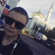 Илья Троян, 23, г.Томск