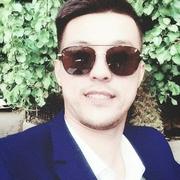 Jahongir 30 Ташкент