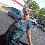 Ирина Гартман 49 Барабинск