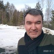 ильшат Xисматуллин 50 лет (Рыбы) Красноусольский