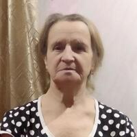 надя, 66 лет, Дева, Южа