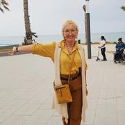 Ирина из Торревьехи желает познакомиться с тобой