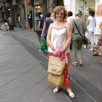 Ольга, 52 года, Козерог, Москва