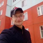 Никита Иванович 25 лет (Стрелец) Десногорск