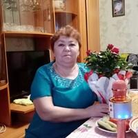 Рита, 63 года, Рыбы, Туймазы