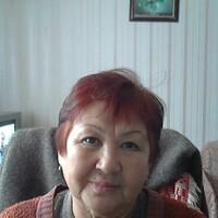 клара, 64 года, Рак, Липецк