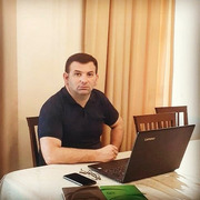 Fuad Bakhshaliyev 42 Гянджа