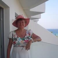 Нина, 60 лет, Скорпион, Пушкин
