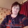 жанна, 58, г.Глуск