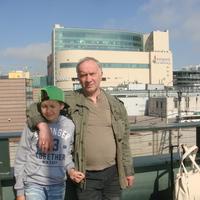 игорь, 53 года, Рак, Санкт-Петербург