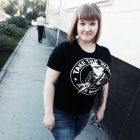 Светлана, 25 лет, Телец, Новосибирск