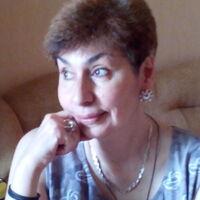 Любовь Иванова, 61 год, Лев, Москва