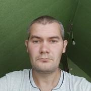 Александр Щеголев 34 Коряжма