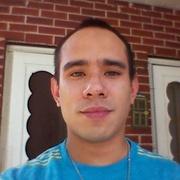 Justin Apted, 32, г.Нью-Лондон