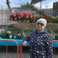Lusya, 70 лет, Овен, Санкт-Петербург