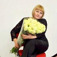 Любовь, 53 года, Козерог, Москва