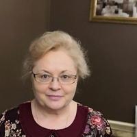Анна, 64 года, Рак, Пермь