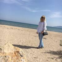 Lena, 54 года, Рак, Афины