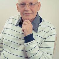 Игорь, 63 года, Дева, Москва