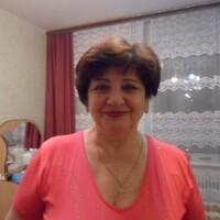 Лидия Сыроватская(Шиб, 68 лет, Скорпион, Омск