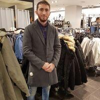 Сухроб, 28 лет, Телец, Москва