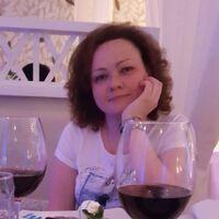 Ольга, 43 года, Козерог, Москва