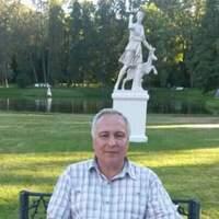 Юрий, 67 лет, Рыбы, Санкт-Петербург