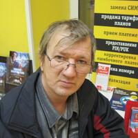 Николай, 64 года, Стрелец, Мурманск
