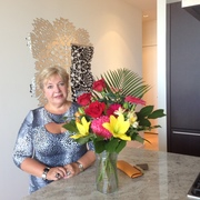 Lana 61 год (Овен) хочет познакомиться в Малаге