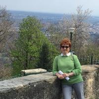 Elena, 60 лет, Водолей, Милан