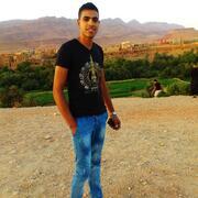 AbdeL 28 лет (Весы) Рабат