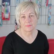 Светлана Мулинцева 60 Петропавловск