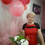 Людмила Букетова 60 Иркутск