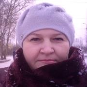 Ольга 44 года (Овен) на сайте знакомств Опочки