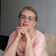 НИНА 66 лет (Рыбы) Сочи