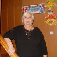 Людмила, 72 года, Козерог, Москва