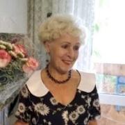 Валентина 68 лет (Дева) Омск