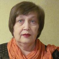 Алина Поддубная, 65 лет, Телец, Киев